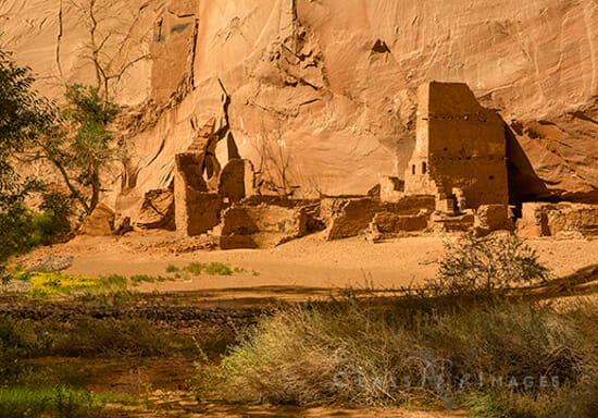 51 Chelly 16 Antelope Ruins 550