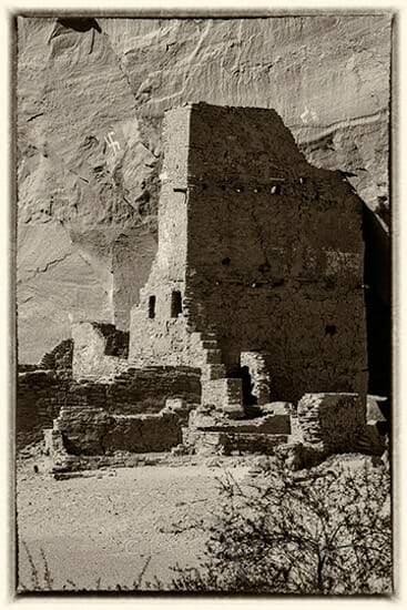 54A Chelly 19 Antelope Ruins 550