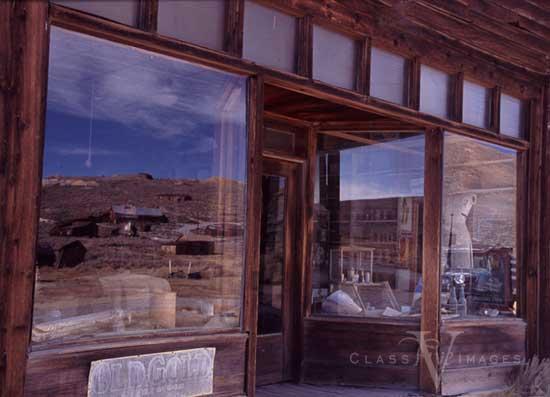 Bode Window Reflection