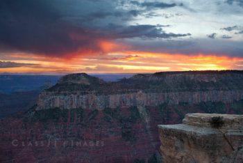 Bright Angel Sunset