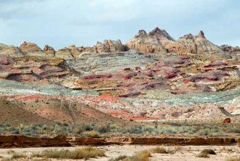 Goblin Valley Artists Palette