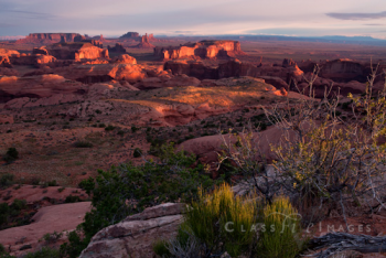 Hunts Mesa Sunrise