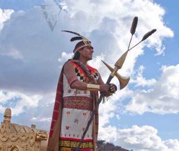 Inti Raymi – Inca KIng At Sacsayhuaman