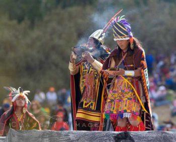 Inti Raymi – Fire Ceremony