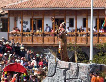 Inti Raymi – Plaza Aramas