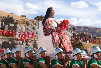 Inti Raymi – Inca Queen