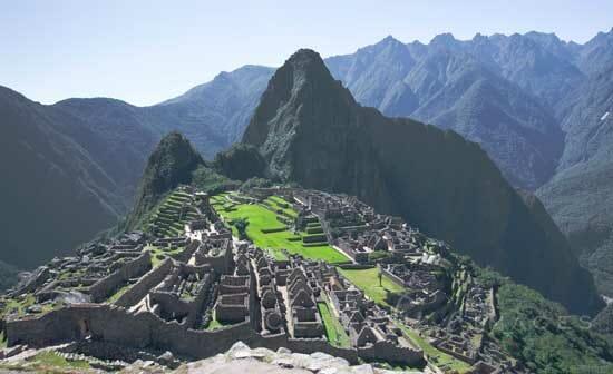 Machu Picchu 550