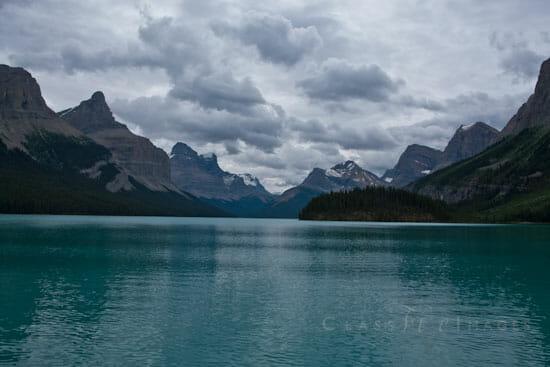 Maligne Lake 550
