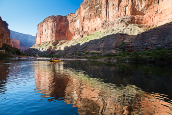 Marble Canyon Reflection 6