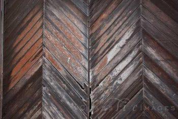 Mendocino Coast Barn Door