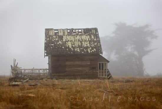 Mendocino Coastal Barn 550