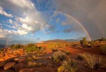 Rainbows Over Toroweap Point