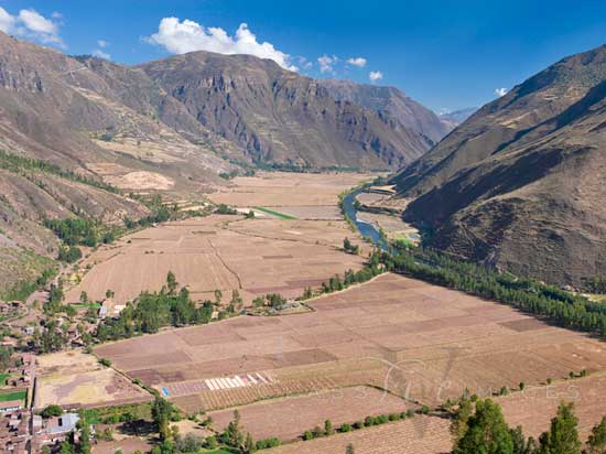 Sacred Valley For Book 550