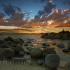 Sand Harbor Sunset 3 550