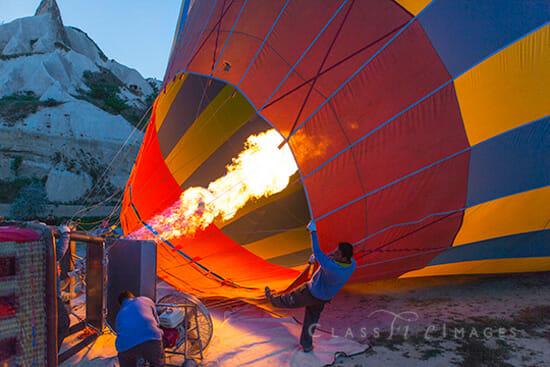 Turkey 154 Balloons 3 550