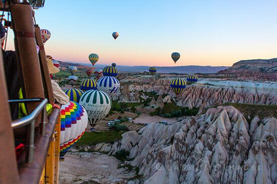 Turkey 156 Balloons 5 550
