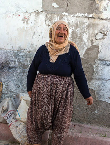 Turkey 197 Old Woman 1 550