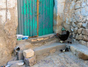 Cappadoccia Doorway