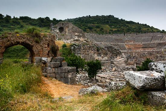 Turkey 226 Ephesus 3 550
