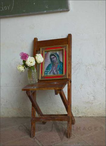 Guadelupe In Chair