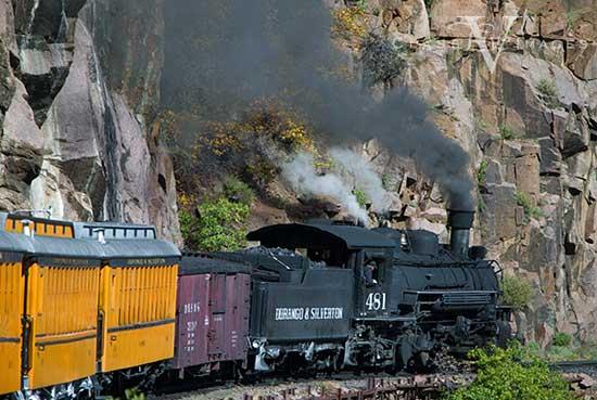 Silverton Durango Steam Tra