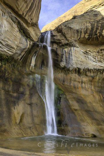 Calf Creek Falls – 1
