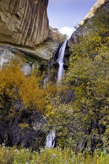 Calf Creek Falls – 2